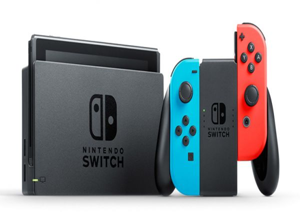 Nintendo Switch, une pub du Black Friday 2019…