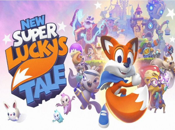 New Super Lucky's Tale disponible…