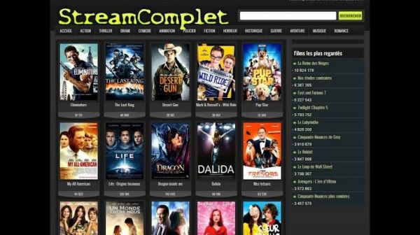 Stream complet | Streaming Gratuit