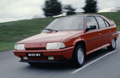 Citroën BX, la revancharde qu'on n'attendait pas