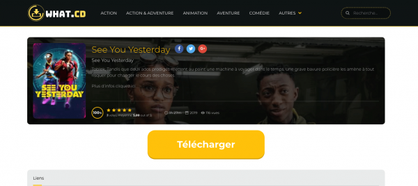 What.cd | Films streaming gratuit