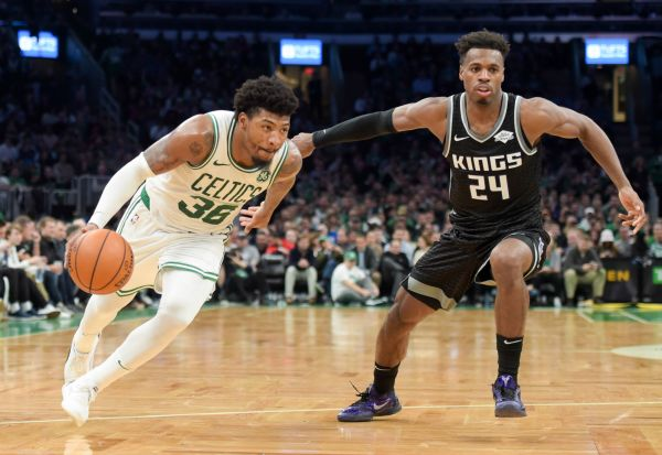 NBA – Boston remporte le choc face aux Clippers