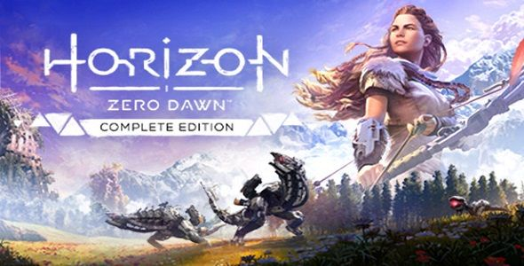 (Rapport au PC) Horizon: Zero Dawn – Complete Edition