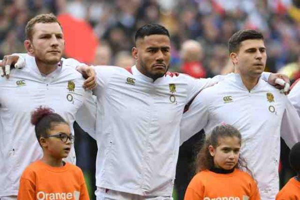 Rugby - ANG - Angleterre : Manu Tuilagi absent six mois