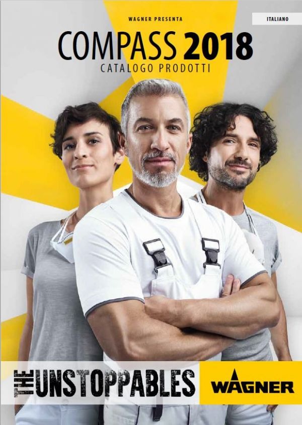 Nuovo catalogo Wagner airless 2018 - Airless Discounter - Tutto sull'airless