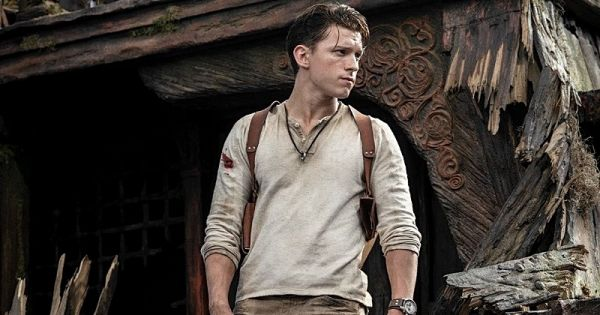 Uncharted : la première photo de Tom Holland en Nathan Drake