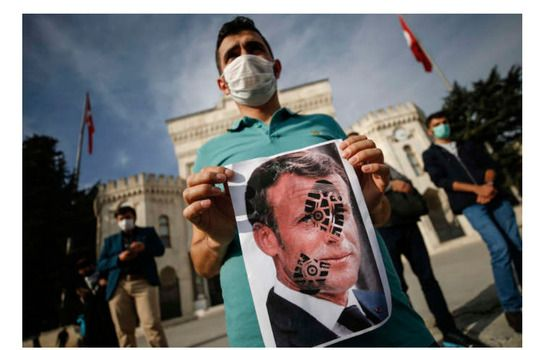 France-Turquie : caricatures contre caricatures
