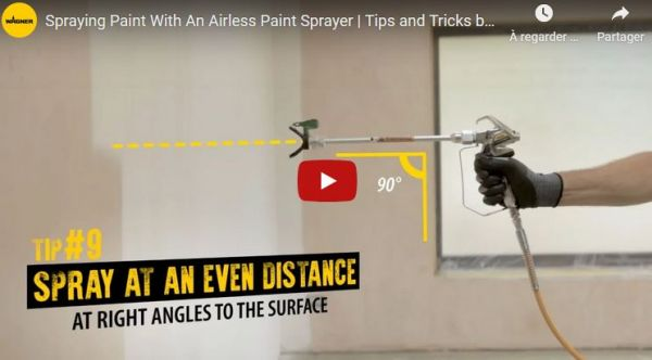 Spraying Airless for Dummies – Video - Airless Discounter - News for Home Painters