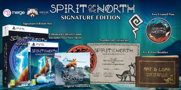 Spirit of the North – Signature édition PS5