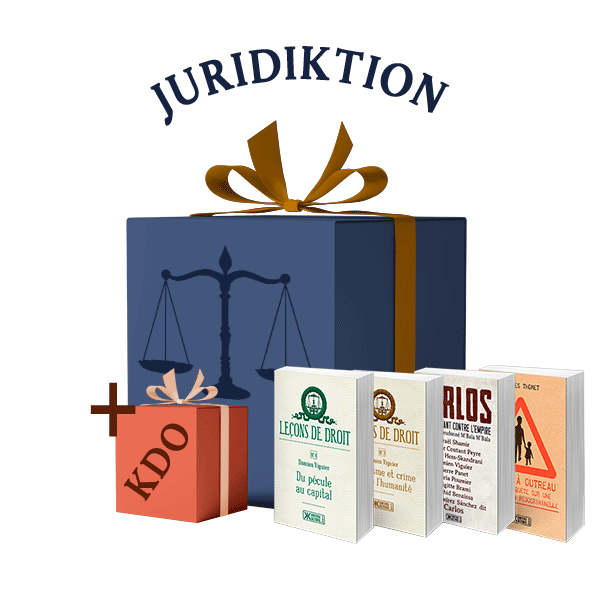 Coffret Juridiktion