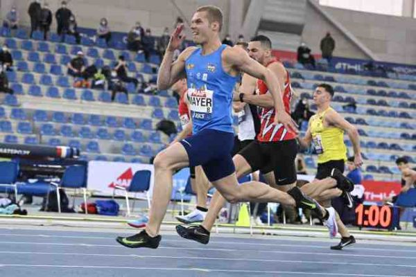 Athlé - Indoor - ChF - Kévin Mayer disputera l'Euro indoor de Torun