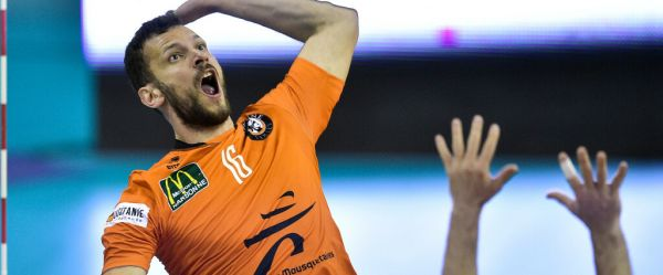 Volley – Ligue A (H/Quarts de finale aller) : Montpellier, l'AS Cannes et Chaumont assurent à l'extérieur, Narbonne surpris par Cambrai