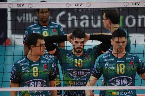Volley - Ligue A (H) - Chaumont s'offre Filippo Lanza