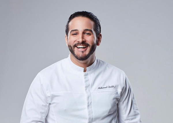 Mohamed Cheikh remporte Top Chef 2021