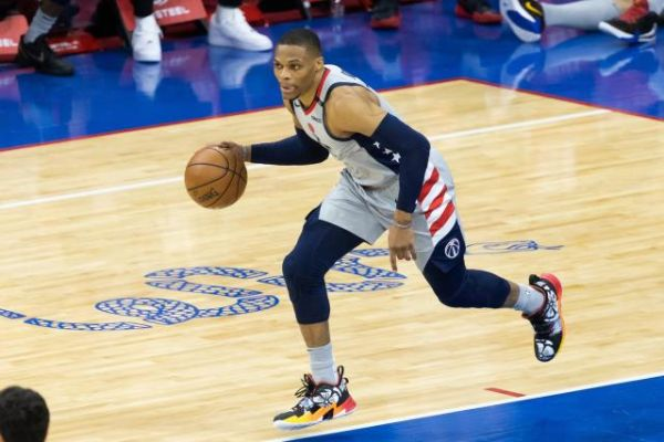 Basket - NBA - NBA: Russell Westbrook des Washington Wizards aux Los Angeles Lakers