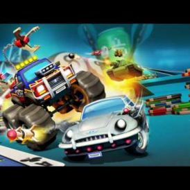 [News] Micro Machines World Series annoncé pour le 21 avril 2017