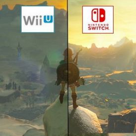 Comparaison en images des versions Wii U et Switch de The Legend of Zelda : Breath of The Wild