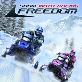 [Test – Playstation 4] Snow Moto Racing Freedom : Motocross Madness sur neige ?