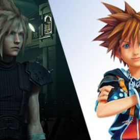 Kingdom Hearts 3 et Final Fantasy 7 Remake ne sortiront pas en 2017