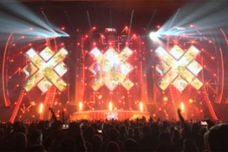 Reportage Amsterdam Dance Event / AMF 2016 (Pays Bas)