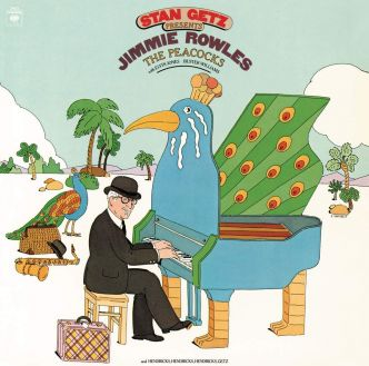 Stan Getz presents Jimmy Rowles, The Peacocks