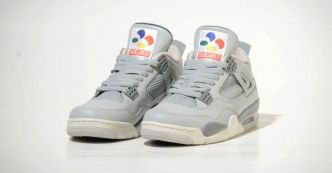 Sneakers Super NES