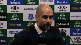 Foot - ANG - Man. City : Guardiola «Dix points, c'est beaucoup»