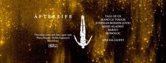 Playlist Afterlife Barcelone 2017