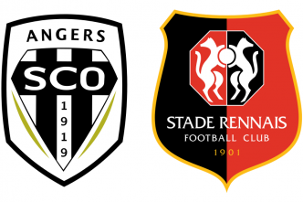 Angers - Rennes : les titulaires