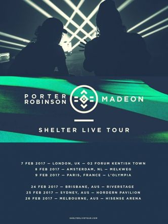 Event : 09.02 > Shelter Live Tour @ L'Olympia (Paris - France)