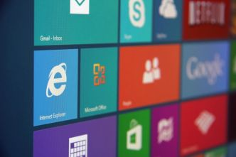 Windows 10 – Internet Explorer change de nom pour devenir « Google Chrome Installator »