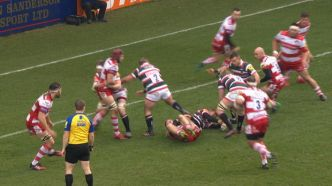 Aviva Premiership - Match Highlights:Leicester Tigers v Gloucester Rugby