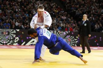 Judo - Paris Grand Slam - Tcheuméo, Clerget et Maret en finale du Paris Grand Slam, pas Andéol