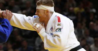 Judo - Paris Grand Slam - Paris Grand Slam : de l'argent pour Axel Clerget en -81kg