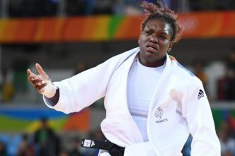 Judo - Paris Grand Slam - Paris Grand Slam : Emilie Andéol en bronze
