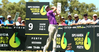 Golf - EPGA - World Super 6 : Brett Rumford et Mark Foster devant, les Français distancés