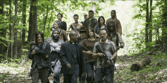 The Walking Dead: les audiences de la saison 7 en hausse !