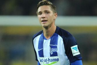 L'international Espoirs allemand Niklas Stark prolonge au Hertha Berlin