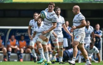 Brive: Sanconnie sur le banc face au Racing 92