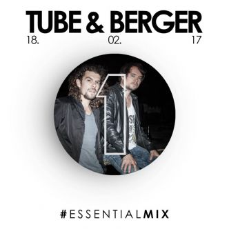 [Tracklist/Mix] @TubeandBerger - @BBCR1 Essential Mix (18.02.2017):
