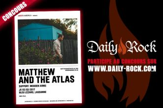 Concours Matthew and the Atlas (invits)