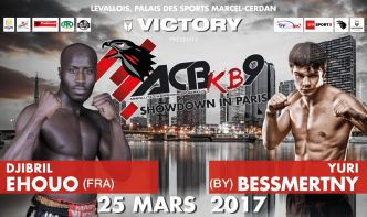 Victory 2017 : Ehouo – Bessmertny, gare au Grizzly !