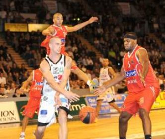 Basket / ProA - Joseph Jones arrive au Limoges CSP