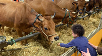 "Salon de l'agriculture 2017 : ""the place to be"" pour les enfants"