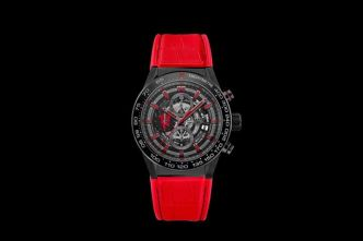 TAG Heuer : Edition spéciale Manchester United