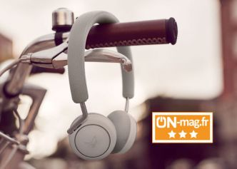 Test casque Libratone Q Adapt On-ear : un petit oiseau sans-fil au son volatile