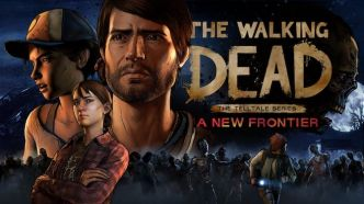 The Walking Dead The Telltale Series - A New Frontier - Sortie du jeu et du futur épisode 3 ! - JEU.VIDEO