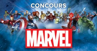 Concours - Marvel