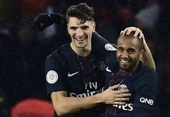 "PSG, Meunier : ""Aurier ? On a une concurrence super saine"""