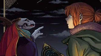 The Ancient Magus Bride, un manga magique et cruel - Critique IGN France